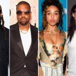 Ty Dolla $ign, Kanye West, FKA Twigs, & Skrillex Team Up on 'Ego Death'