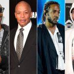 Snoop Dogg Eyes Super Bowl Halftime Show with Dr. Dre, Kendrick Lamar, & Eminem