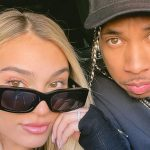 Tyga and Girlfriend Camaryn Swanson Get Tattoos of Each Other's Names