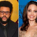 The Weeknd and Angelina Jolie Reignite Romance Rumors